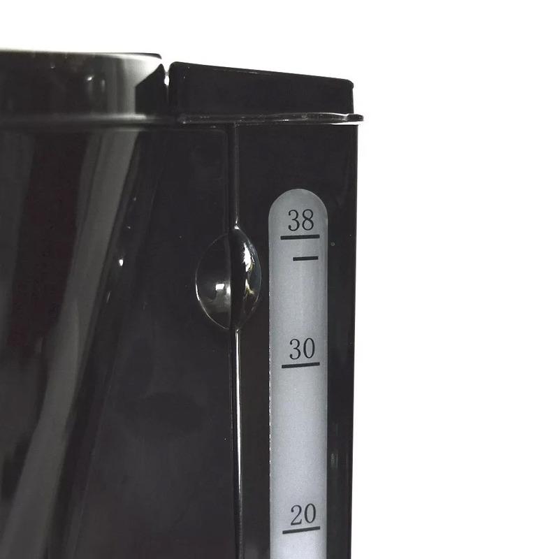 Cafeteira Elétrica com Jarra de Vidro 36 Xícaras Black+Decker - CM4163