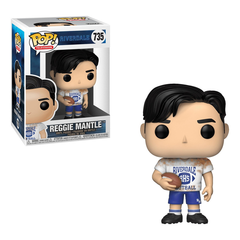 Reggie Mantle Pop Funko #735 - Riverdale - Television