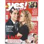 Revista Yes! Teen Nº48 Dezembro2011 Lua Blanco E Arthur Agui