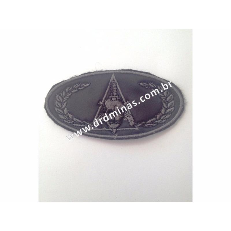 Patch / Distintivo Bordado COESP