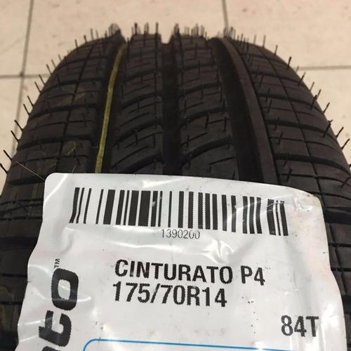 Pneu Pirelli 175/70r14 Cinturato P4 84t -  Tudo Bem Pneus
