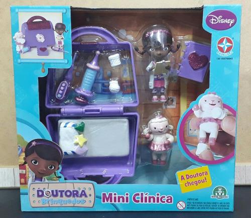 Doutora Brinquedos - Mini Clínica - Estrela