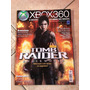 Revista Xbox 360 24 Tomb Raider Fable 2 Gears Of War 2 I303