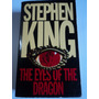 Livro stephen King:the Eyes Of The Dragon:importado(inglês)