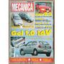 Revista Oficina Mecânica n128 1997 bmw Z3 audi A6 hot Rod 34