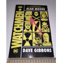 Watchmen Alan Moore Dave Gibbons Em Inglês Completo