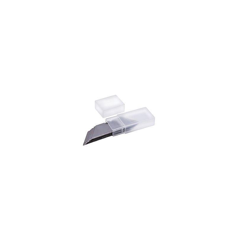 Lâmina Estilete Trapezoidal com 10PCS-Lufkin