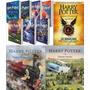 Coleção Harry Potter 8 Livros E 2 Livros Ilustrados