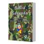 Bíblia Completa Possui Capa Infantil Exército Do Senhor