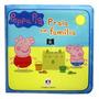 Livro De Banho Peppa Pig: Praia Em Família