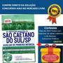 Apostila São Caetano Sul Sp 2019 Auxiliar Primeira Infância