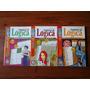 3 Almanaques Coquetel Problemas De Logica 480 Paginas