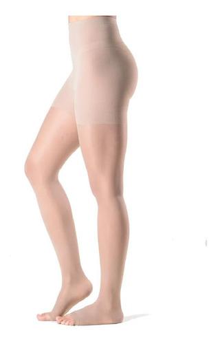 Meia Calça 15-20mmhg Suave Compressão Sigvaris Audace Aberta Original