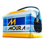 Bateria De Carro Moura 60 Amperes M60gd Peugeot
