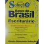 Apostilas Solução Banco Do Brasil Escriturário