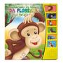 2 Livros Sonoros Coleção Conhecendo Os Sons Da Floresta