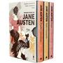 Box Grandes Obras De Jane Austen box Amor E Mentira