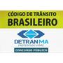 Curso Código De Trânsito Brasileiro Para Detran Ma