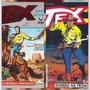 Tex Edição Histórica Número 1 Rara Tex Coleção Número 99