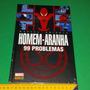 Homem Aranha 99 Problemas Capa Dura Peter Parker Novo