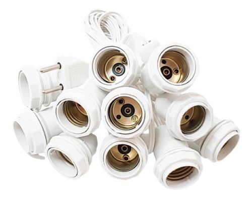 Instalaçao Fiação Elétrica Camarim E Ring Light 09 Soquetes Original