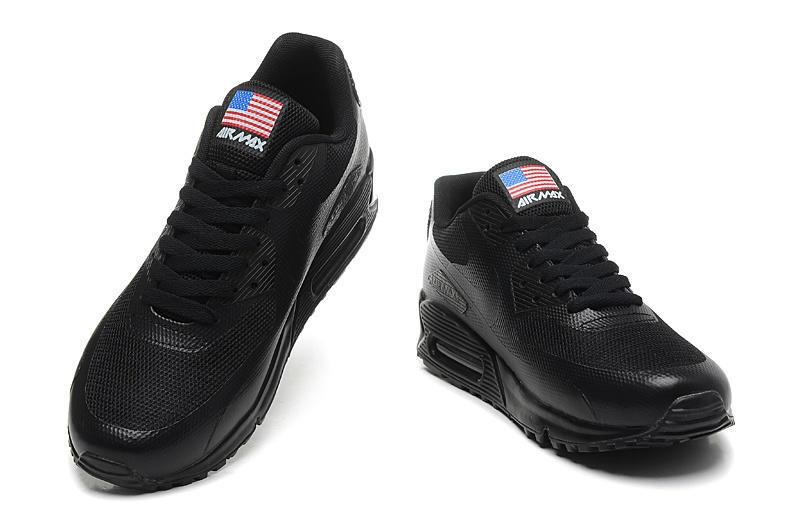 Tênis Nike Air Max Independence Day Preto | TMJimports