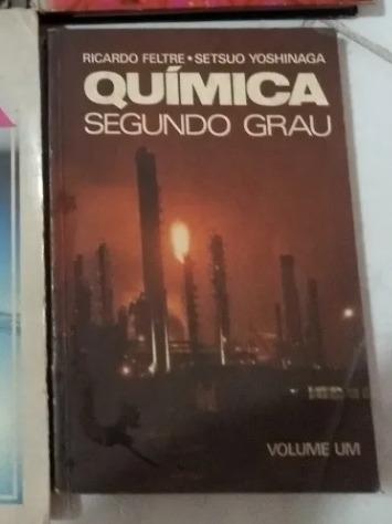 Química Segundo Grau Volume Um Feltre E Setsuo Original