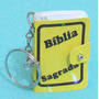 Chaveiro Biblia Pacote Com 5000 Unidades