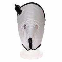 Máscara Térmica Facial para Estética Profissional Prata Estek