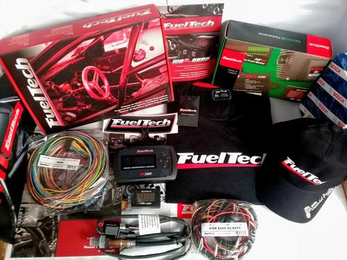 Fueltech Ft300 Chicote 3 Metros + Wb Nano Com Sonda E Brinde Original
