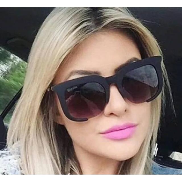 d4823f9f2 Óculos Tendencia Feminino 2019 Coleção Nova Moda Praia Verão em ...