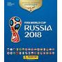 Álbum Copa Do Mundo Rússia 2018 Capa Dura Com 60 Figurinhas