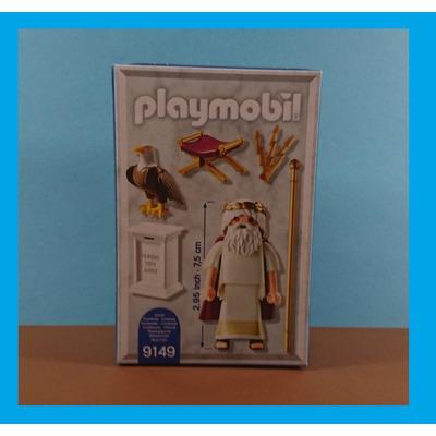 Playmobil 9149 zeus edi o especial gr cia venda em - Playmobil samu ...