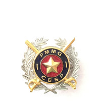 Distintivo de Metal CESP - PMMG