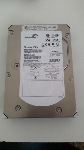 Hd Seagate 73gb Scsi U320 15k 80p 3,5 St373454lc 9x5006-105 Original