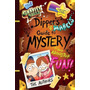 Gravity Falls Dipper's And Mabel's Guide To Mystery And No