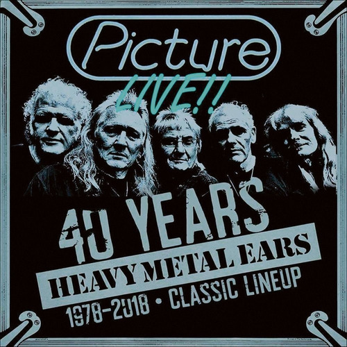 Picture - Live! - 40 Years Heavy Metal Ears