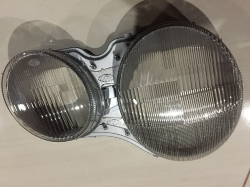 Lente Do Farol Mercedes E320 W210 L/d Original