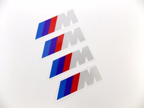 Emblema Bmw M Pinça De Freio M1 M3 M5 X5 X6 118i 125 320 330 Original