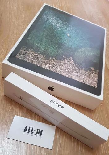 iPad Pro 12,9 Segunda Geração + Apple Pencil Lacrados C/nota Original