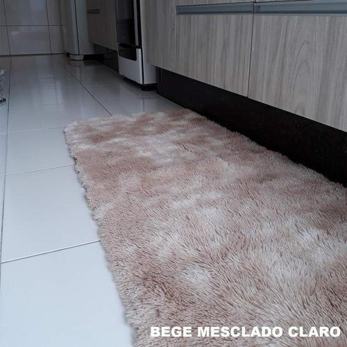 Tapete 1,20x0,60 Super Peludo Passadeira Quarto Barato Original