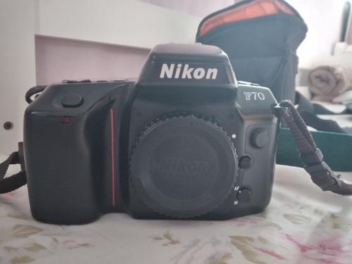 Câmera Analógica Nikon F70 Original