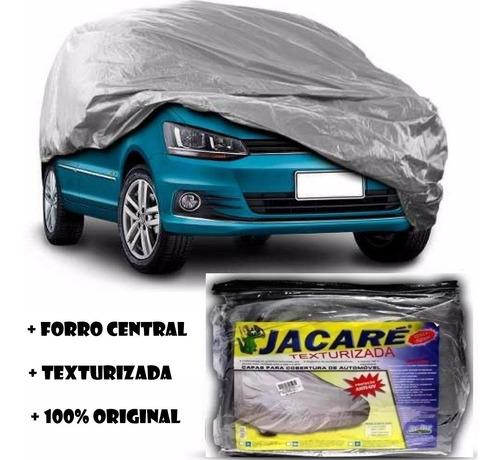 Capa Cobrir Veículos Bezi Jacaré Impermeável Forrada Tam. Original