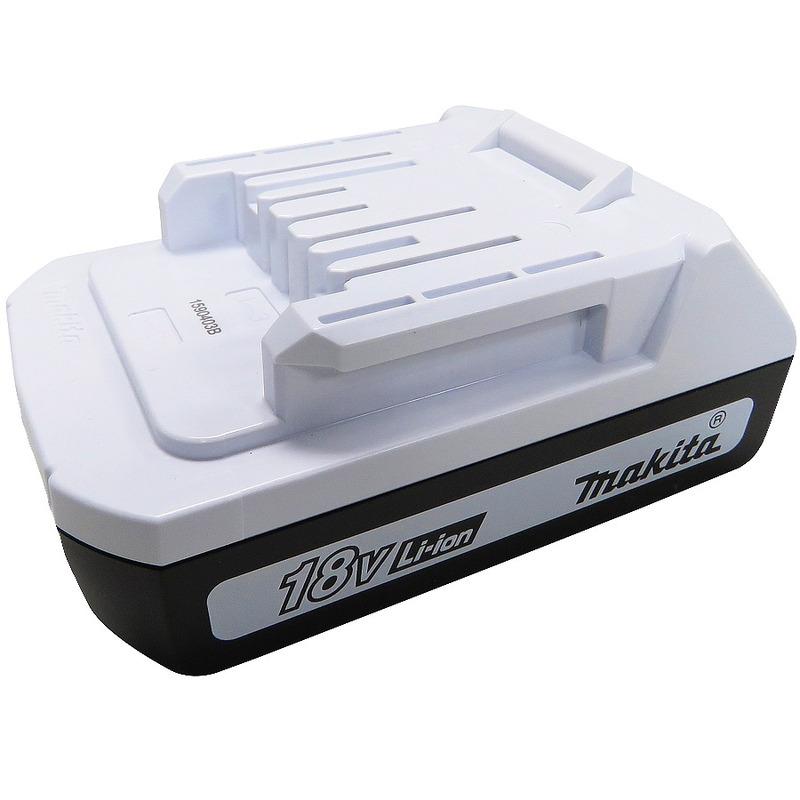 Aspirador de Pó + Bateria 18V Li-Ion + Carregador DC18WA - CL183DWX - Makita - Bivolt