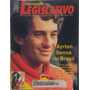 Revista Momento Legislativo. Ayrton Senna Do Brasil
