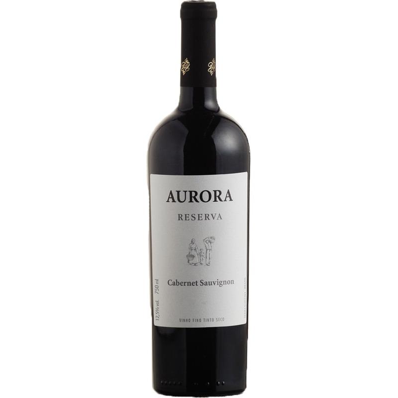 Vinho Fino Cabernet Sauvignon Reserva 750ML - Aurora