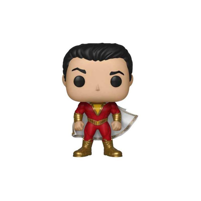 Shazam Pop Funko #260 - Shazam - DC Heroes