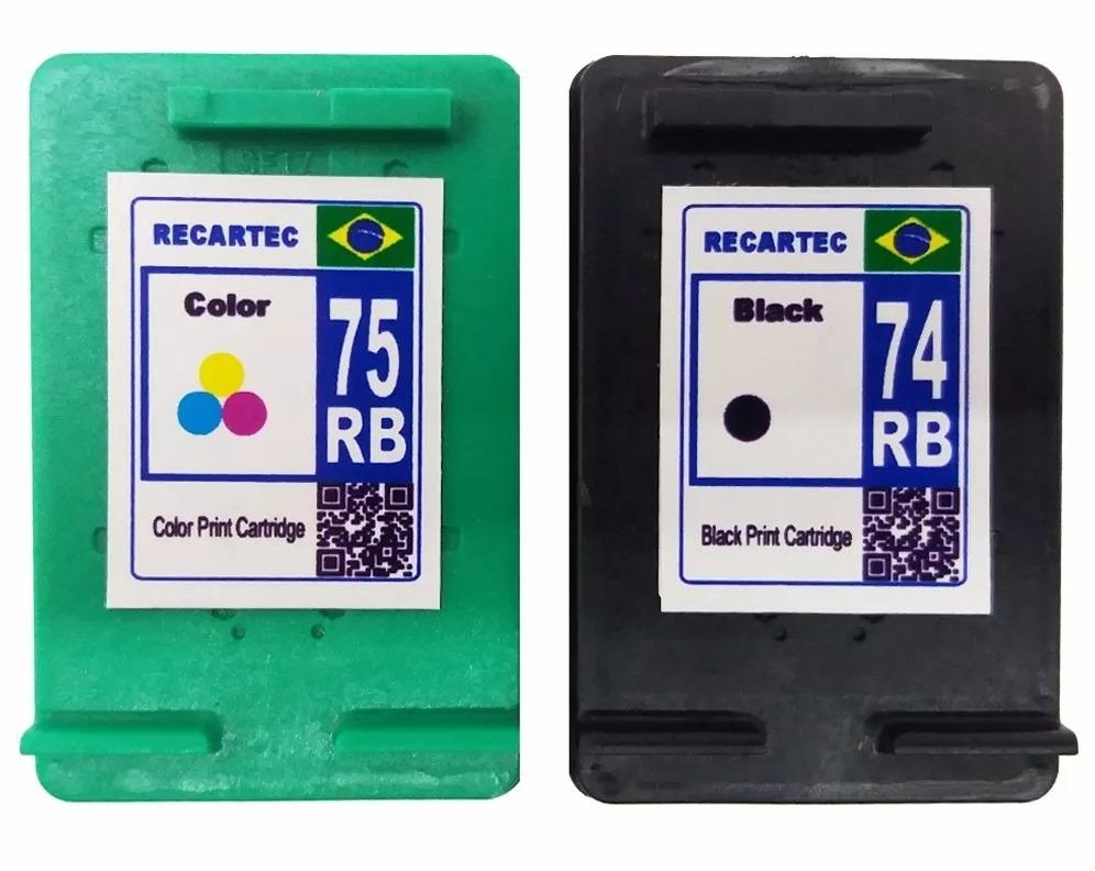 Oferta, promoção, mais barato, pronta entrega, Cartucho 74 75 compatíveis com impressoras HP PhotoSmart C4240, C4250, C4280C, C4385, C4480, C4580, C4599, C5240, C5250, C5280, C5580, D5345, D5360, HP DeskJet D4260, D4280, D4360, Impressora HP OfficeJet J5700, J5725, J5730, J57, Impressora HP OfficeJet J5700, Impressora HP OfficeJet J5725, Impressora HP OfficeJet J5730, Impressora HP OfficeJet J5735, Impressora HP OfficeJet J5738, Impressora HP OfficeJet J5740, Impressora HP OfficeJet J5750, Impressora HP OfficeJet J5780, Impressora HP OfficeJet J5783, Impressora HP OfficeJet J5785, Impressora HP OfficeJet J5788, Impressora HP OfficeJet J5790, Impressora HP OfficeJet J6400, Impressora HP DeskJet D4260, Impressora HP DeskJet D4280, Impressora HP DeskJet D4360, Impressora HP PhotoSmart C4240, Impressora HP PhotoSmart C4250, Impressora HP PhotoSmart C4280, Impressora HP PhotoSmart C4385, Impressora HP PhotoSmart C4480, Impressora HP PhotoSmart C4580, Impressora HP PhotoSmart C4599, Impressora HP PhotoSmart C5240, Impressora HP PhotoSmart C5250, Impressora HP PhotoSmart C5280, Impressora HP PhotoSmart C5580, Impressora HP PhotoSmart D5345, Impressora HP PhotoSmart D5360