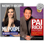 Kit Livro Pai Rico Pai Pobre Livro Me Poupe!