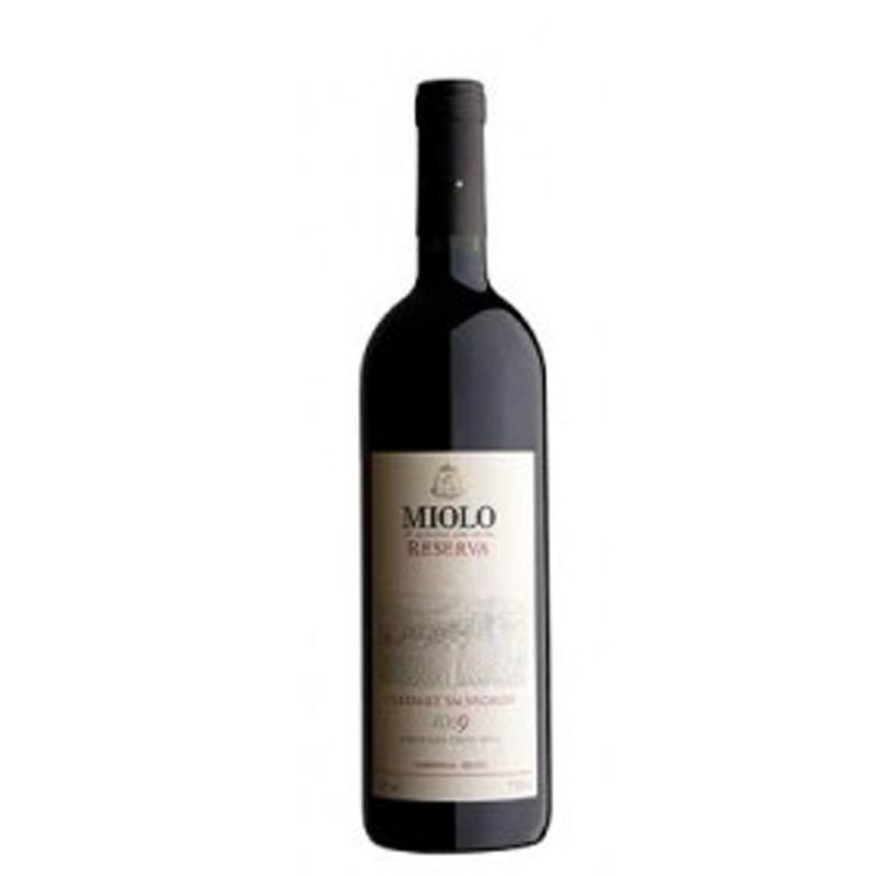 Vinho Fino Reserva Cabernet 750ML - Miolo
